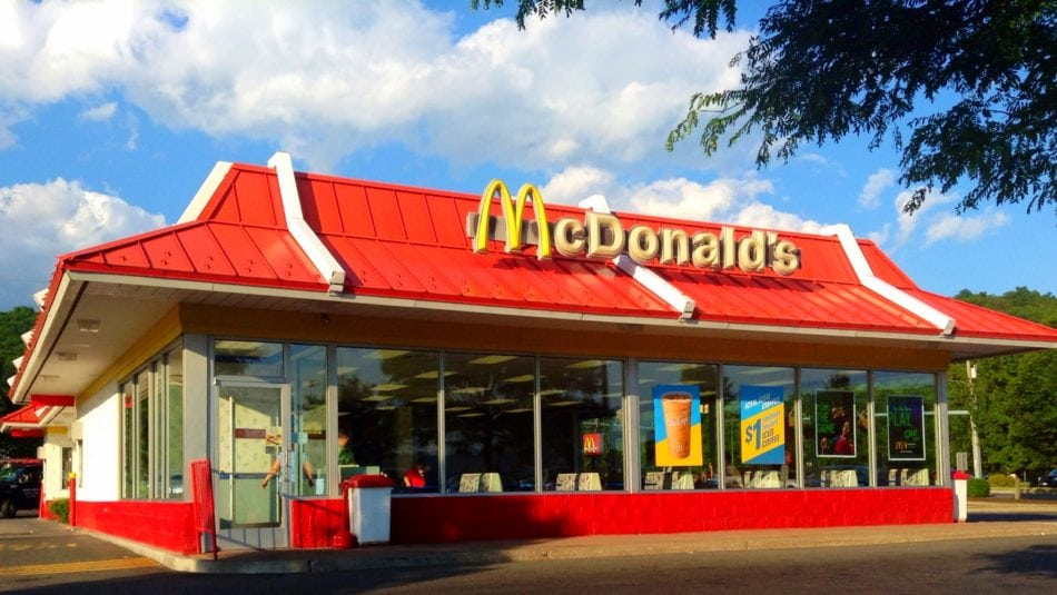 Man Tries To Pay For McDonald's Order With Weed