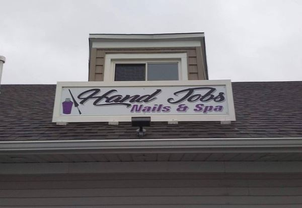 Nail Salon Draws Complaints From Residents Over Naughty Name